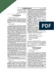 Resolucion Suprema N° 073-2014-EM