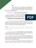 AFO- Orçamento público