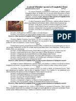 106. Acatistul Sfantului Apostol si Evanghelis Matei