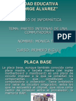 PARTES INTERNAS DEL COMPUTADOR.ppt