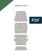Ion Pribeagu - Vorba Aia - Poezie