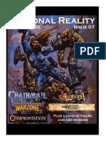 Fictional Reality 7