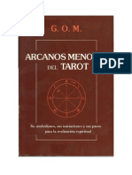 Otonovich de Mebes Gregorio - Los Arcanos Menores Del Tarot