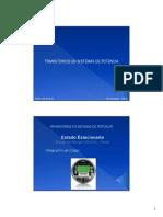 transitorios en sistemas de potencia