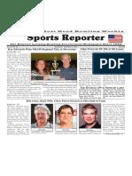 October 29 - November 3, 2014 Sports Reporter