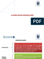 Clasificacion Arancelaria Teorc3ada Completa