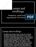 Lumps and Swellings