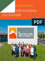 Desarrollo Social Ternium en México