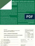 Dvadsať rokov od  zrušenia Colného a devízového prehlásenia (vyhlásenia) (Colné aktuality 11-12/2009)