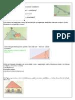 9 Ano Triangulo Retangulo
