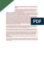 La Función Del Currículum Como Reproductor de Los Estereotipos de Género