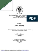 Kti Pengaruh Pemberian Polifenol Teh Hijau Terhadap Sekresi Nitrit Oksida (No) Sel Fagosit