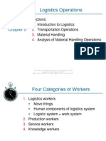 Ch05 Logistics