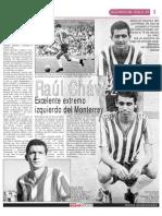 Biografia Raul Chavez