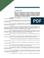 Decreto Nº 4.391 de 26 de Setembro de 2002 - Programa Nacional de Arrendamento