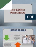 RCP BÁSICO PEDIÁTRICO