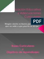 Planificaciòn y adecuaciones curriculares.ppt