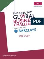 Case Study CIMA GBC 2012