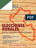 La Revista Agraria 167, Octubre 2014 (texto completo)