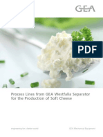 GEA-WS-Soft Cheese Process Lines