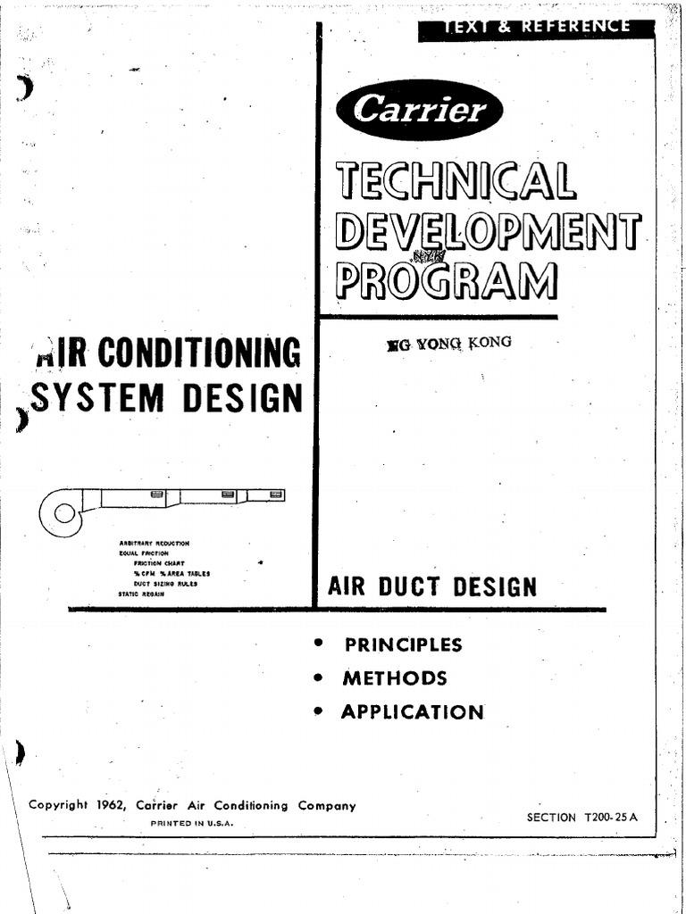 carrier technical development program