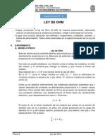 LABORATORIO DE FÍSICA II - EXPERIENCIA 5 - LEY DE OHM.docx