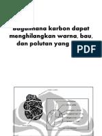 Tugas 2 (Air Sadah, Karbon Aktif, UV)