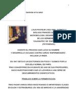 Papel de Los Virus y Bacterias en La Enfermedad.
