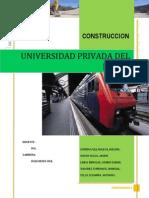 Informe de Construccion- Metrado de Cimentaciones