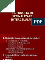 Functia de stimulare intercelulara