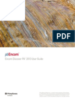 Discover Pa 2013 User Guide