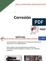Seminario Corrosión 2013- Soluciones y problemáticas en Chile