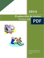 TEMA - Producción de Textos
