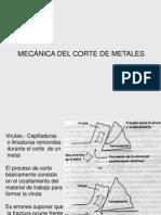 2 Mecánica Del Cogegrte de Metales