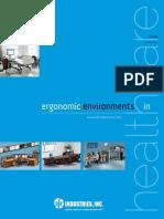 Ergonomic Work Environments