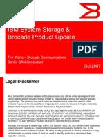Brocade IBM Venture