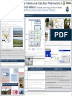 Hydrological Data Collection in a Costa Rican Watershed and its Downstream Remote Wetland