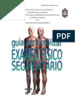 Del Examen Físico General