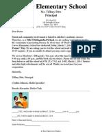 Pastors for Pastries Letter 2014