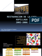 Casa Aspillagarestauracion