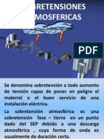 INTRODUCCION SOBRETENSIONES ATMOSFERICAS