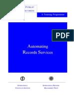 IRMT Automating Rec Service bog  walk