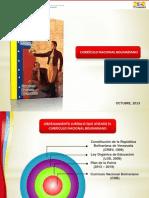 Curriculo Nacional Bolivariano 2013