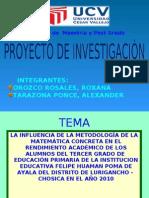 Proyecto de Investigacion Mat