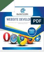 Web Brochure