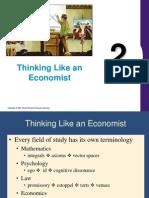 02 Thinking Like an Economist