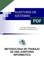 auditoria de sistemas metodologia.ppt