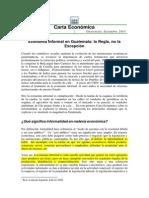 economia informal 2005