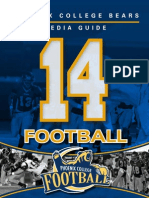 2014 Phoenix College Football Media Guide