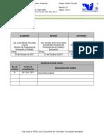 Manual de Gestión Ambiental de Una Institución de Educación Superior
